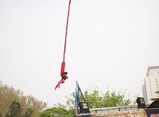 קפיצת בנג'י בלי ביטוח נסיעות לחו