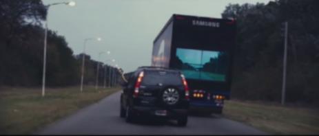 משאית שקופה - עקיפה בטוחה