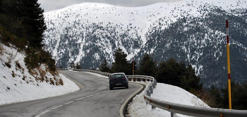 חופשת סקי - איך לבחור רכב שכור