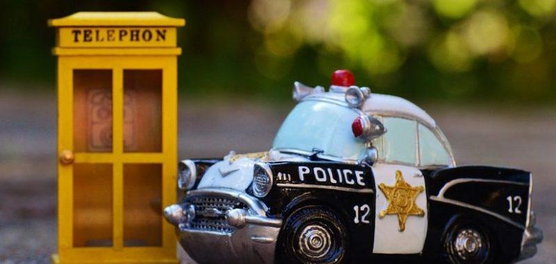 עולם הרכב - המכונית טלפנה למשטרה בעצמה