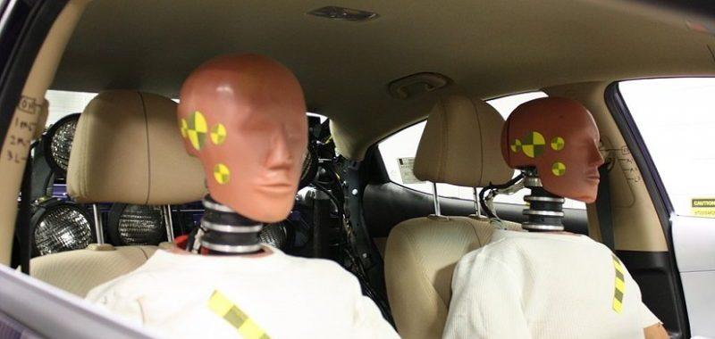 מבחני ריסוק לרכב - כוכבי הבטיחות