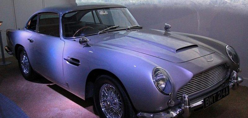 מכוניות ג'יימס בונד - האתגר והמיתוס