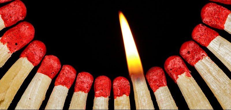 איך למנוע שריפה בבית