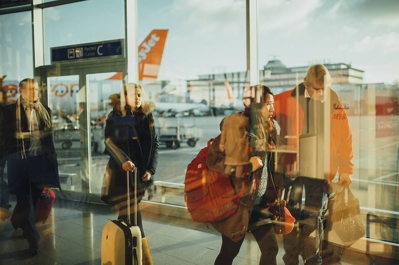 נמל תעופה - ביטוח קיצור נסיעה