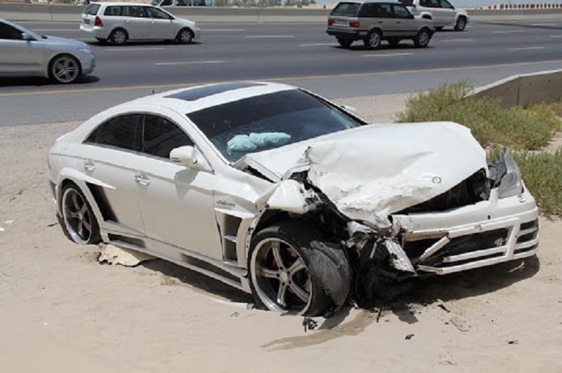מכונית לאתר תאונה עם ביטוח מקיף לרכב עם שירות VIP
