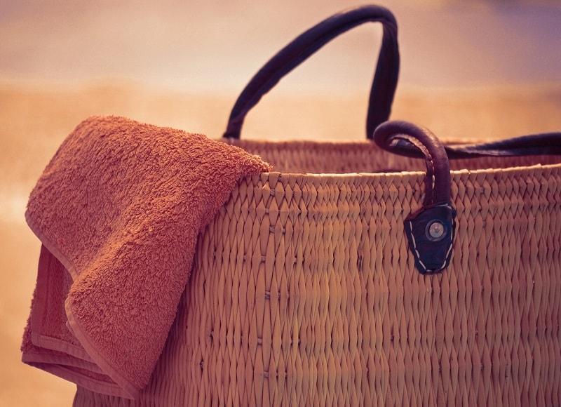 תיק לחוף - טיפ לקיץ ישראלי