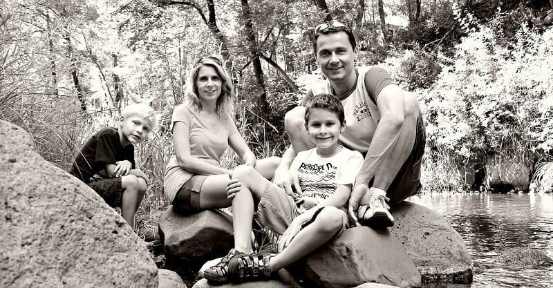 משפחה בחו''ל - 5 יתרונות לחופשה עם הילדים
