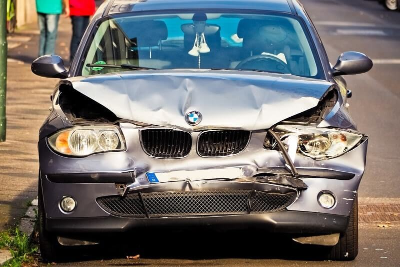 מכונית לאחר תאונה – ירידת ערך רכב