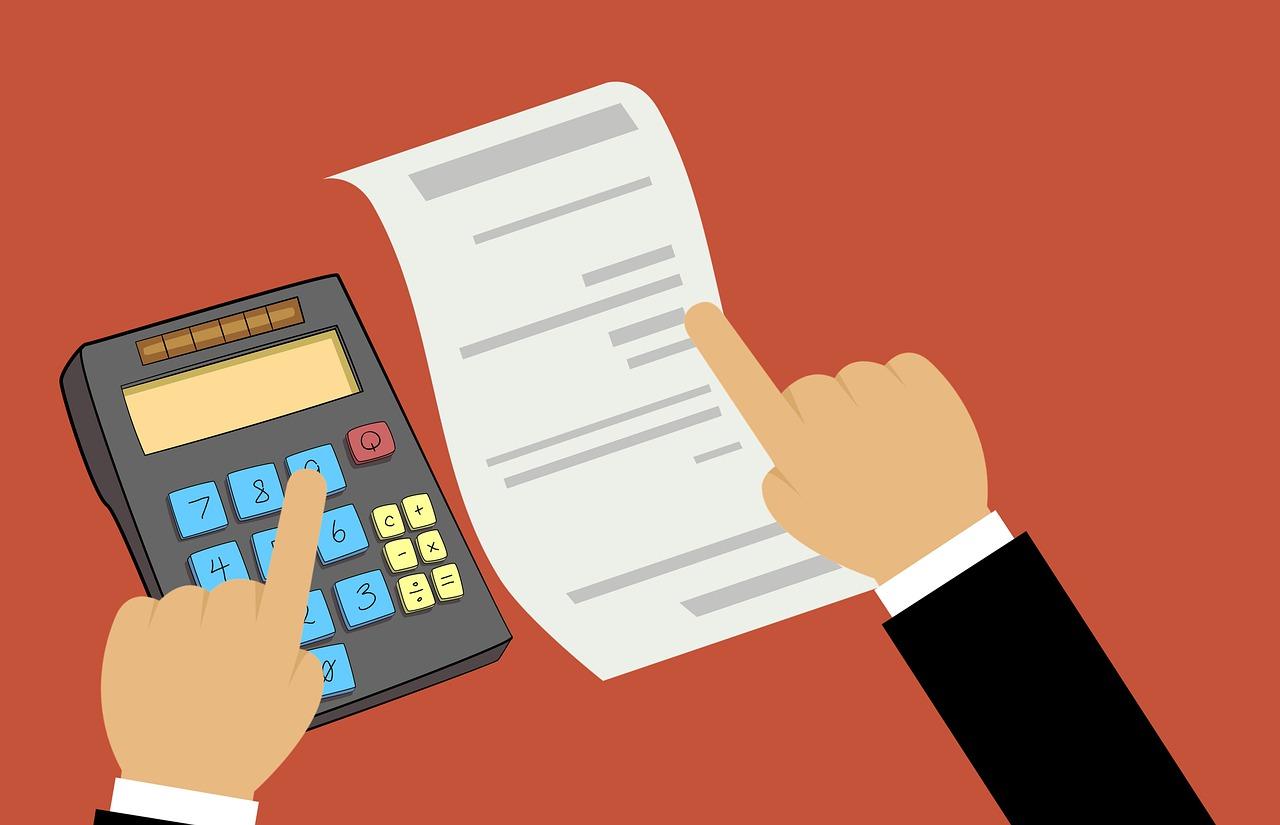 איור דף חשבון – טיפים לחיסכון בביטוח