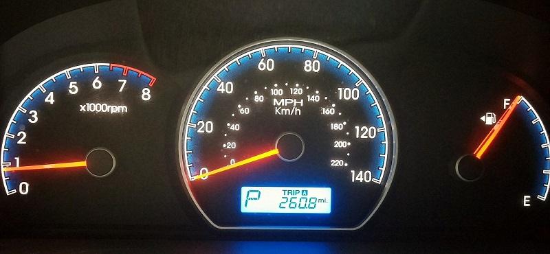 דשבורד – ביטח רכב לפי קילומטראז'